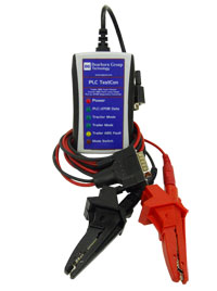 DG Tech PLC TestCon - Trailer ABS Tester w/ Battery Cable