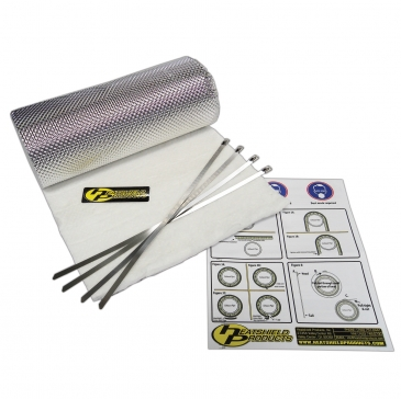 DPF Protective Heat Shield Kit 176010x25