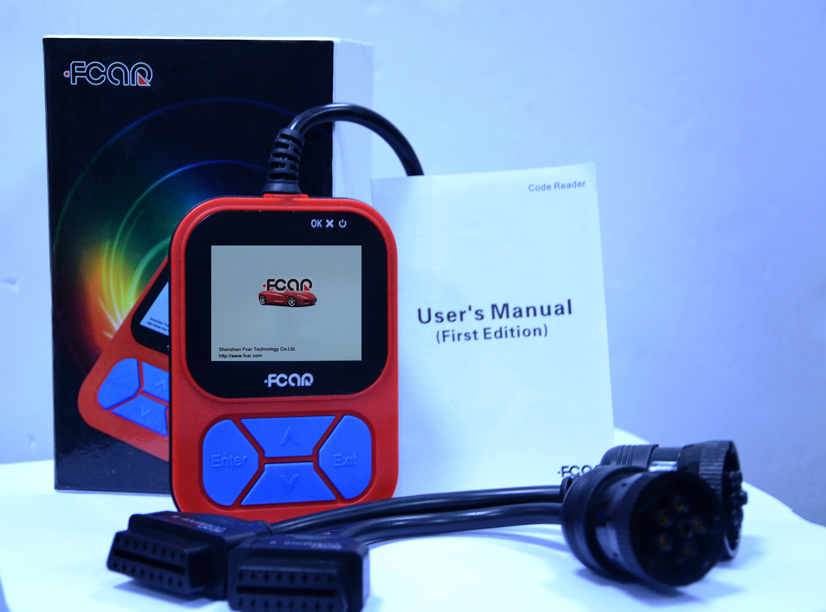 FCAR F502 Heavy Duty Code Reader