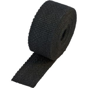 "HD Black Exhaust Wrap 2"" x 50 Ft."