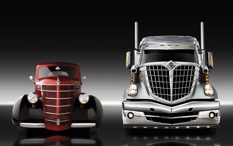NAVISTAR INTERNATIONAL TRUCK