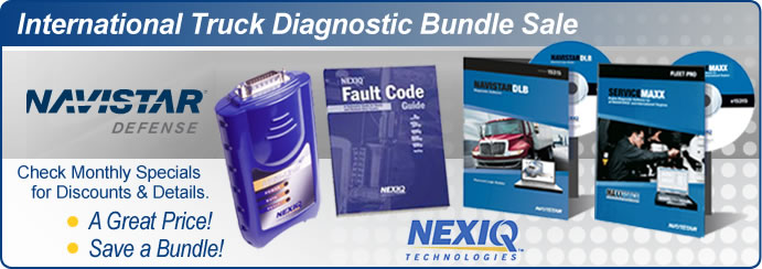 International Truck Diagnostic Software
